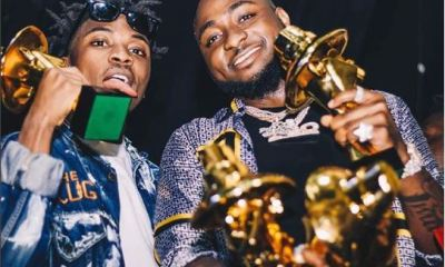 Davido and mayorkun