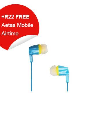 Headset (blue)
