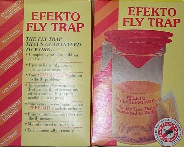 Efecto Fly Trap