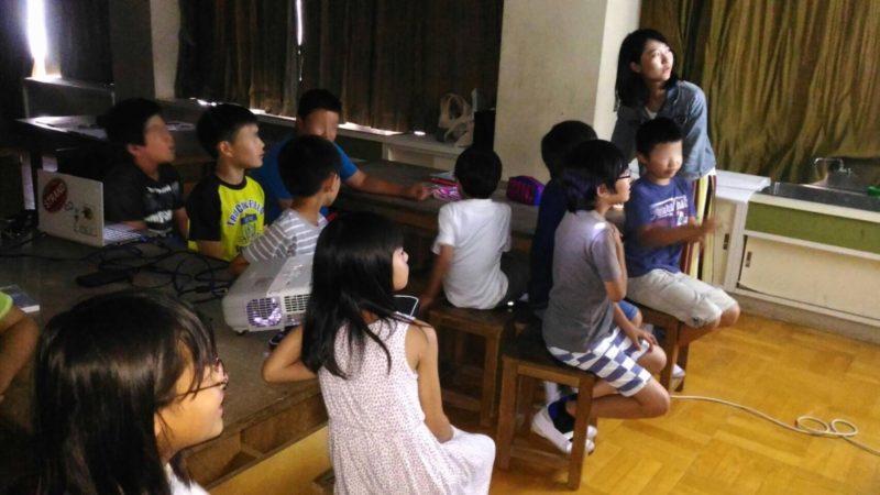 小学校啓発教育プロジェクト