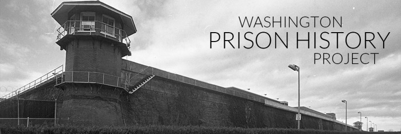 Washington Prison History Project Header