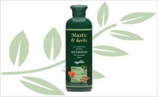 Mastiek shampoo