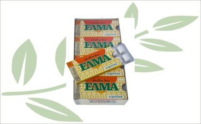 Mastiek kauwgom zonder suiker