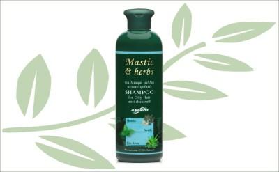 Mastiek shampoo antiroos