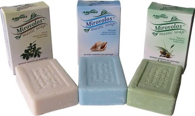 natuurlijke zeep