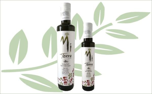 MiTerra biologische extra vierge olijfolie