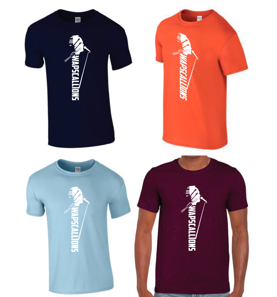 Wapscallions Teeshirts for sale