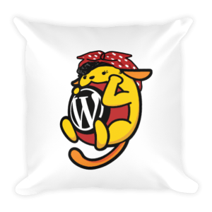 Women Who WP Pillow
