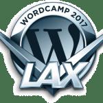 WordCamp Los Angeles 2017 Logo