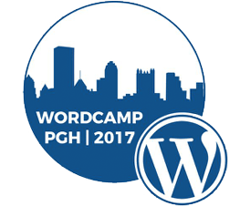 WordCamp Pittsburgh 2017 Logo