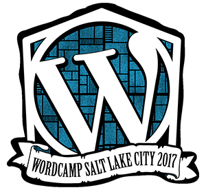 WordCamp Salt Lake City 2017 Logo