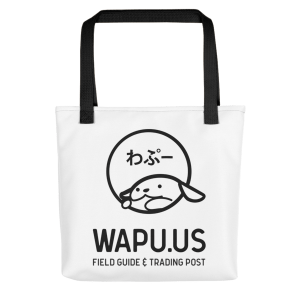 Wapu.us White Tote