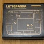超小型パソコン・LATTEPANDA(ラテパンダ)を試す