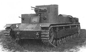 Т-28, опытный образец 1932 года