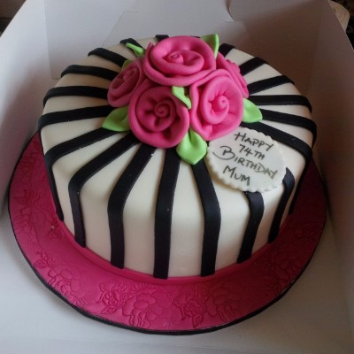 Buy Coloured Rose cake online Lagos Abuja Port Harcourt