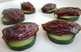 cucumber dates islam