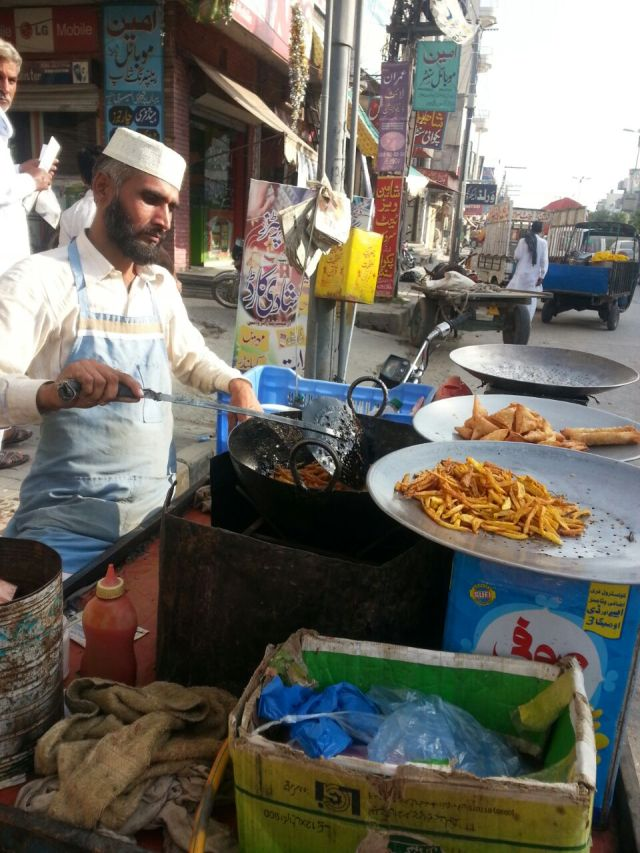 French Fries in Islamabad