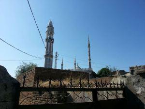 We pray at Village Mosque