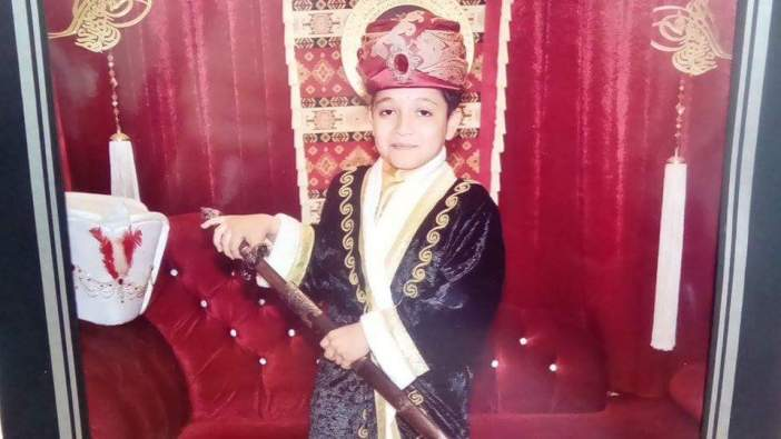 Little Muhammad the prince