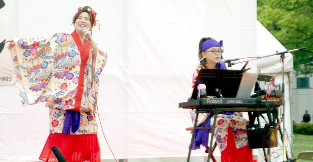 健康芸能派遣:昭和歌謡・沖縄民謡・オリジナル曲:パンダモンキーズ
