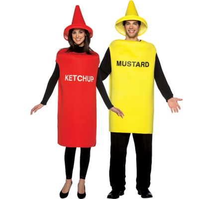 halloween-couples-costumes-ketchup-mustard