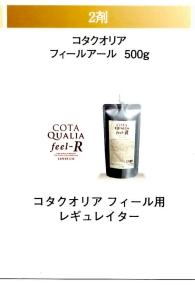 コタクオリアフィール2剤
