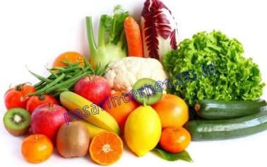 Ekstrak Sayur dan Buah