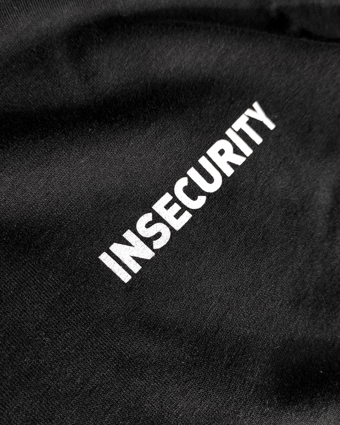 War and Peas - Insecurity - Shirt