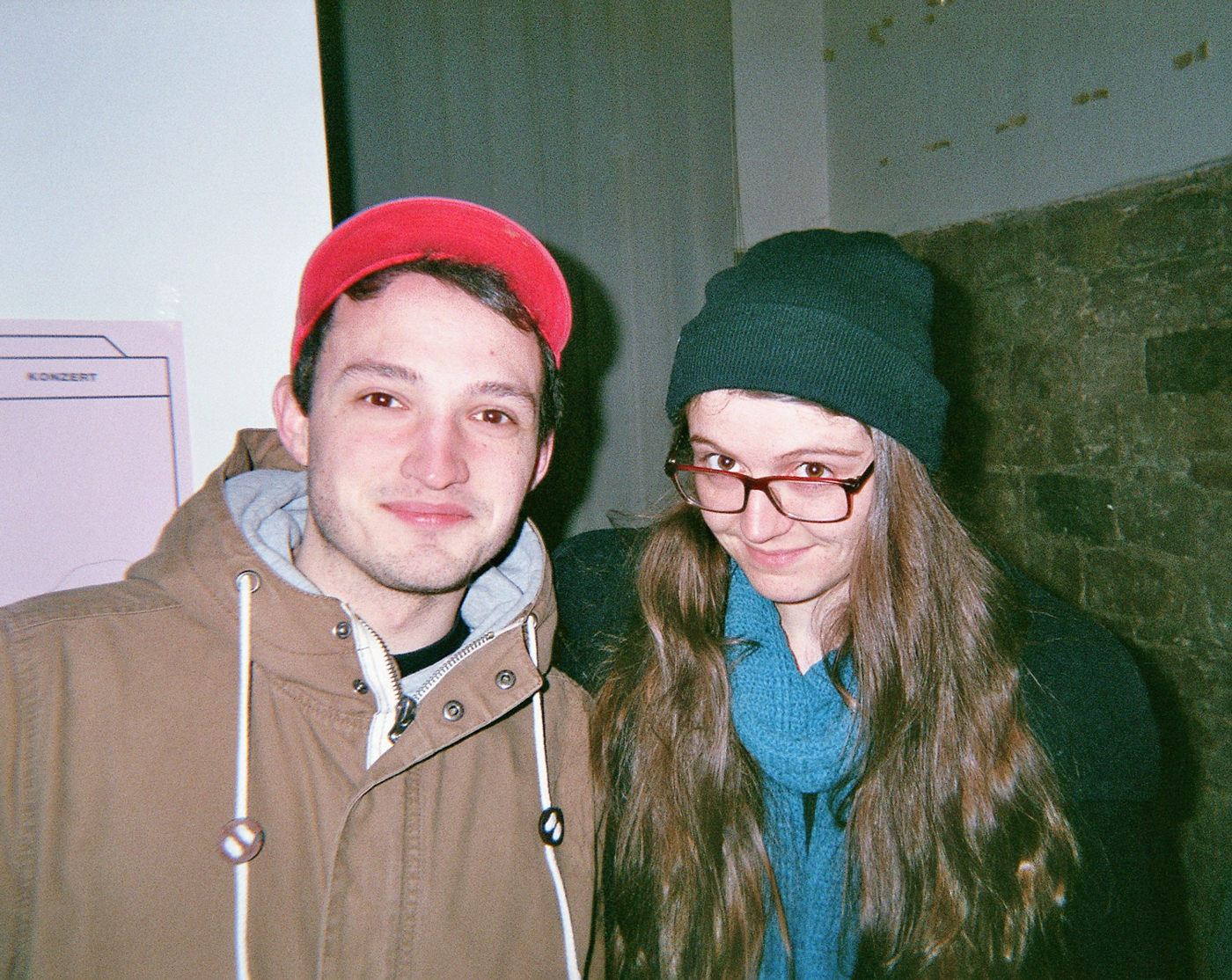 10 Years War and Peas – Jonathan Kunz and Elizabeth Pich