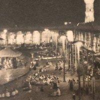 مسجد الحرام کو69 برس قبل بجلی سے روشن کیے جانے کی تاریخی تصویر