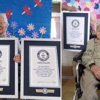 107 سال اور 330 دن کی بہنوں کا گینیز ورلڈ ریکارڈ