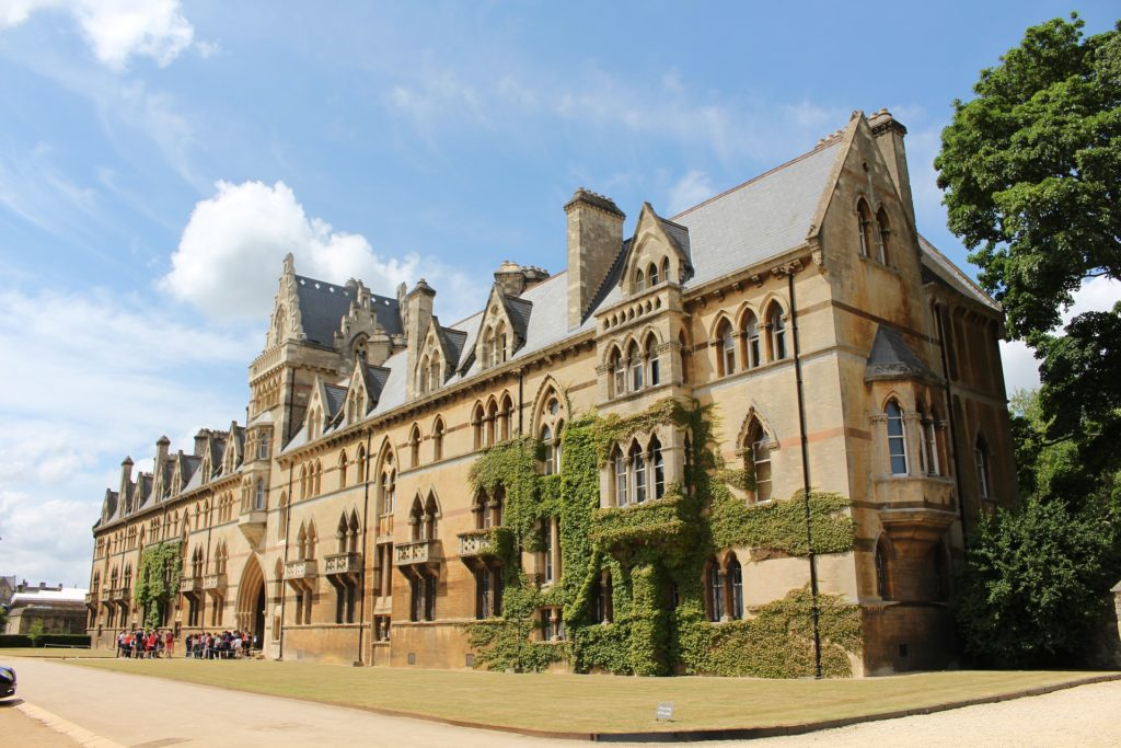 university-of-oxford