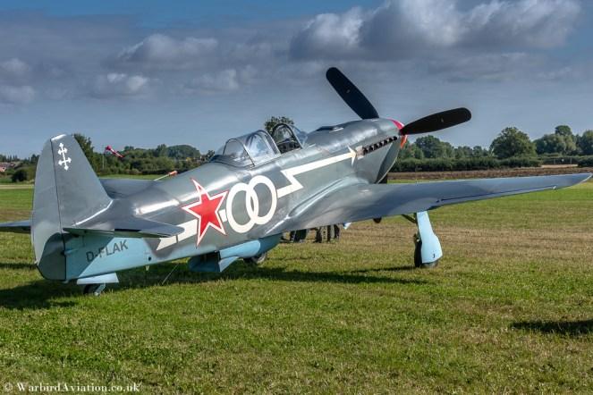 Will Greenwood's Yak-3