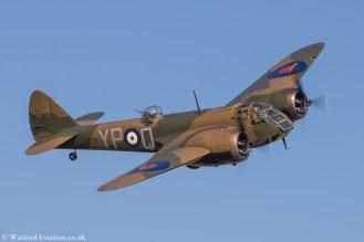 Bristol Blenheim Mk.I 1G-BPIV