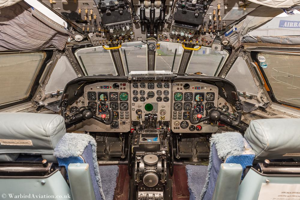 Nimrod Cockpit