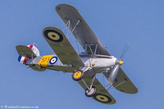 Hawker Nimrod Mk.I S1581 (G-BWWK)
