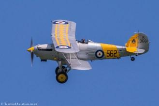 Hawker Nimrod II K3661 (G-BURZ)