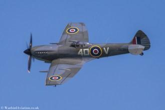 BBMF Spitfire Mk XVI TE311