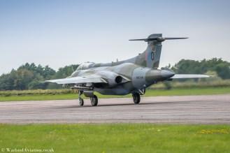 Buccaneer XW544