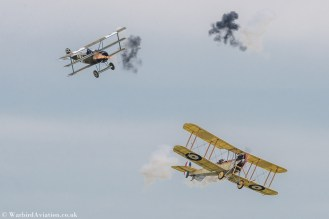 Great War Display Team