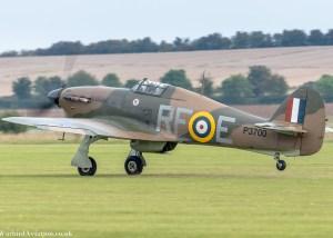 Hawker Hurricane P3700