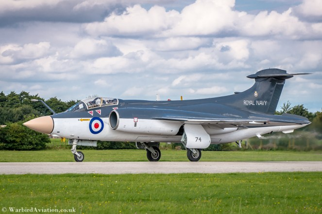 Blackburn Buccaneer XN974 Yorkshire Air Museum