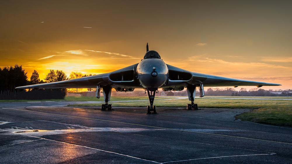 Vulcan XL426