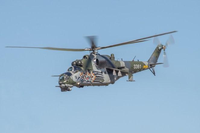 Czech Air Force - Mil Mi-35 3361