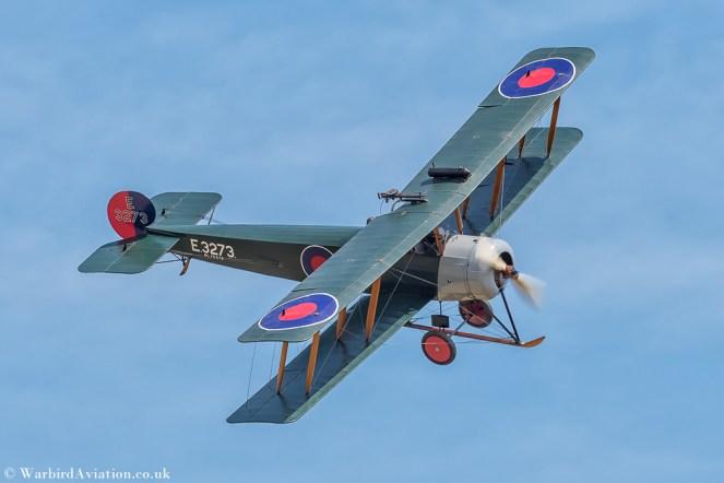 Avro 504K E3273 (G-ADEV)