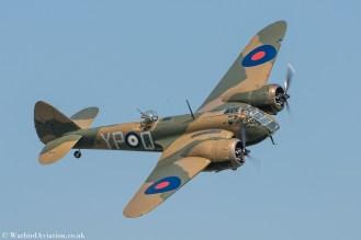 Bristol Blenheim Mk.I L6739 (G-BPIV)