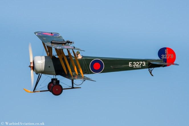 Avro 504K 'E3273' (G-ADEV)