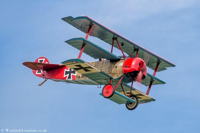 Fokker Dr 1 152/17