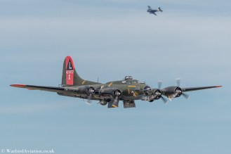 B-17 Texas Raiders