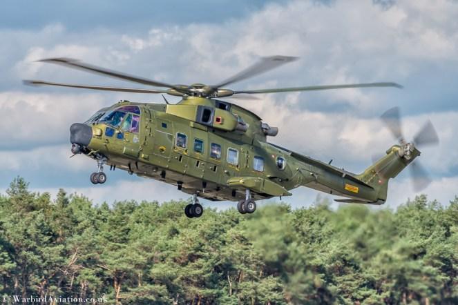 AgustaWestland EH-101 Merlin Mk.512 'M-502'